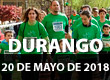 Carrera familiar de Durango