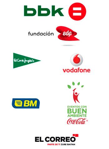 Patrocinadores Carrera Familiar Bilbao