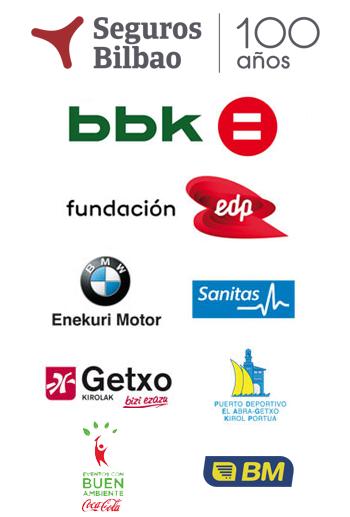 Patrocinadores Carrera Familiar Getxo