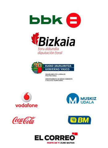 Patrocinadores Carrera Familiar Muskiz