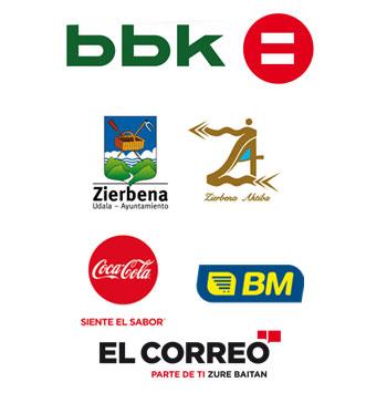 Patrocinadores Carrera Familiar Zierbena